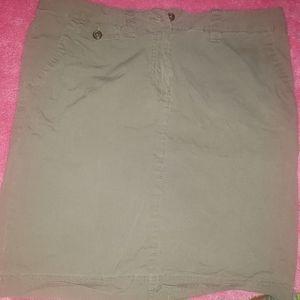 Original Green Skirt Size 10.